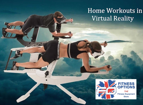 Get Fit Virtual Reality